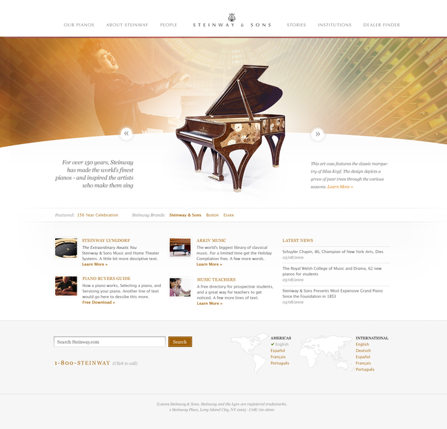 Steinway & Sons 3