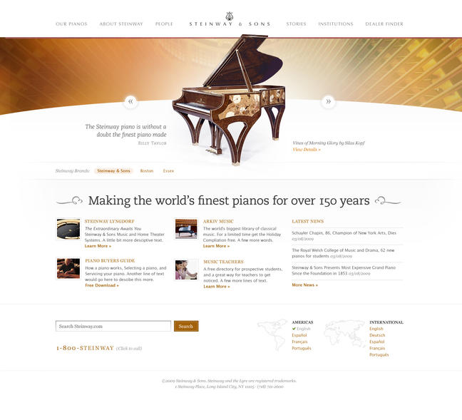 Steinway & Sons 4
